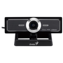 Genius Widecam F100 Webcam Full Hd Gran Angular 12mp