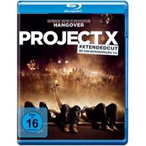Proyecto X Bluray