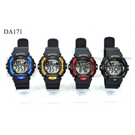 f0da2a873616 Reloj Dakot Digital Sumergible Ideal Natacion 6 Meses Gtia -   379 ...