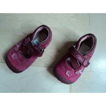 Hermosos Zapatos Par Nina Marca Clarks.