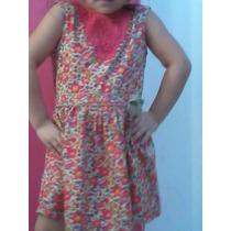 Hermosos Vestido De Niñas Talla 6 Marca Epk
