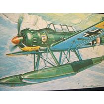 Fernandf1298 2a7 Heller Arado Ar 196a Escala 1/72