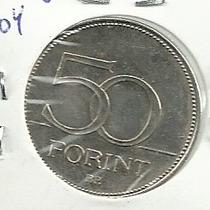 Hungria 50 Forint 2004