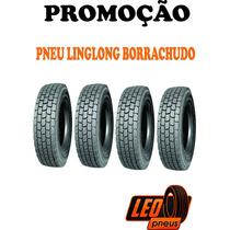 Pneu 215/75 R17,5 Borrachudo D905 Linglong 3/4