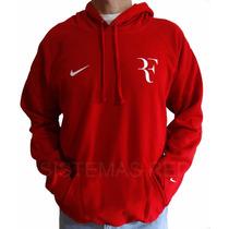 Sweater Roger Federer Sueter Estampado Varios Colores Tenis