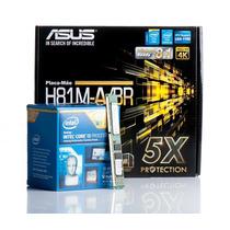 Kit Placa Mãe Asus + Cpu Core I3-4150 3.50ghz