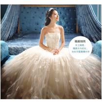Vestido De Noiva Pricesa Importado Pronta Entrega No Brasil