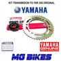 Kit De Trasmision Yamaha Ys / Ybr 250 Original Mg Bikes