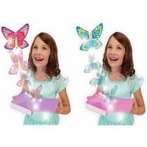 Diario Mariposa Flutterbye Hada Voladora Rosa Azul Remate
