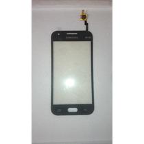 Pantalla De Cristal + Touch Samsung Galaxy J1 Bco/ngo