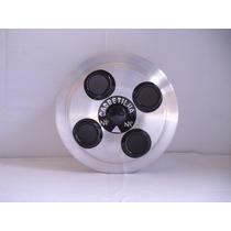 Carretilha Para Pipas Mirim Em Aluminio