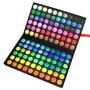 Paleta De Sombras 120 Tonos Excelente Pigmentacion Tipo Mac