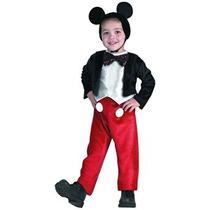 Disfraz Para Niños Traje Del Ratón Mickey