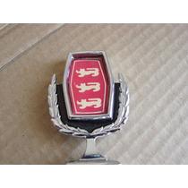 Ford Galaxie - Ltd - Emblema Cofre