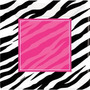 Minnie Kitty Animal Print Platos Y Vasos Manteleria Infantil