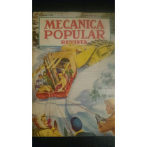 Revista Antigua Mecánica Popular Febrero 1950