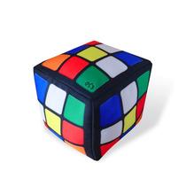 Peso De Porta Cubo Magico - Peso De Papel Decoração - Eba