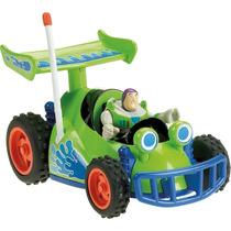 Imaginext Toy Story Rc Buzz Lightyear Mattel