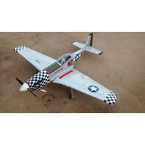 Aeromodelo P-51 Mustang(completo)