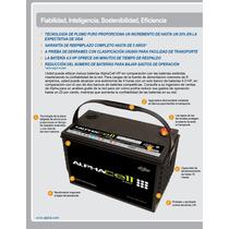Bateria Alphacell 103 Ah Solar Nueva