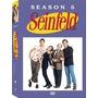 Dvd: Seinfeld 5 Ta Temporada Completa