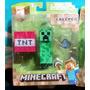 Minecraft Creeper Mojang Original Nuevo Y Sellado