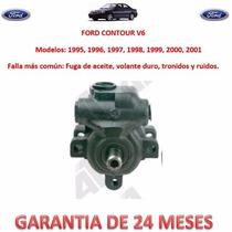 Bomba Licuadora Direccion Hidraulica Ford Contour V6 1999