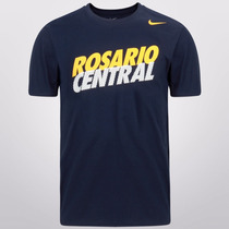 Remera Rosario Central Original - Azul O Blanca