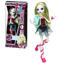 Lagoona Blue Aula De Dança De Arrepiar Monster High - Mattel