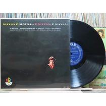 Maysa É Maysa Lp Rge 1959 Capa Dura Original