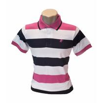 Camisa Polo Masculina Listrada Gajang