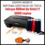 Impresora Multifuncion Canon C/sistema Continuo+hojas+kit