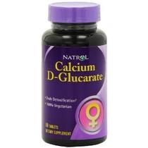 Natrol Calcio D-glucarato 500 Mg Comprimidos 60-conde