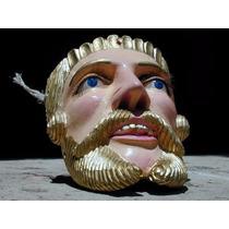 Mascaras De Madera Tradicionales De Michoacan