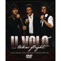 Il Volo: Takes Flight - Live From Detroit Opera Dvd