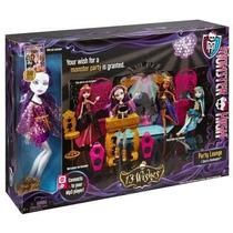 Monster High:13 Wishes Spectra Vondergeist Sala De Festa