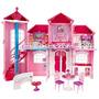Juguete Barbie Malibú Casa