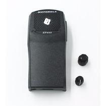 20x Caixa Plastica Completa Rádio Motorola Ep450 Com Knobs