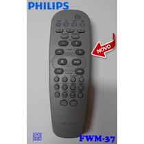Controle Remoto P/ Aparelho De Som Philips Fwm-37 Original
