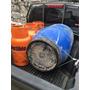 Balon Cilindro Gas 11 Kgs Y Contenedor Plastico