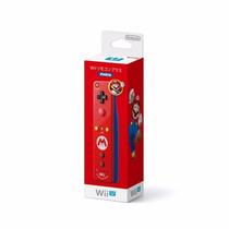 Nintendo Wii Remote Plus Mario - Wii, Wii U - Wiimote