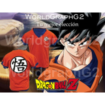 Remera De Goku