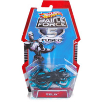 Hot Wheels Battle Force 5 Zelix