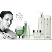 Sistema Antiedad. Ecollagen By Novage. Oriflame