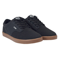 Tênis Qix Base Skate - Preto Natural - Original