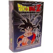 Jogo Dragonball Z Saiyan Saga Series Collectible Card