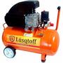 Compresor De Aire 2,5 Hp 50 Lts Motor 115 Psi Lusqtoff