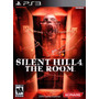 Silent Hill 4 The Room Ps3 Digital Mejor Clasico Ps2 Terror