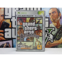 Grand Theft Auto San Andreas Xbox