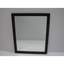 Espelho Cristal 4 Mm 50 X 40 Cm Com Moldura